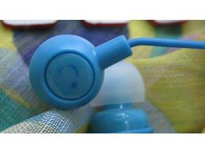 Premium Colorful 3.5mm Stereo In Ear Earphones Headphones Earbuds for iPod iPhone MP3 PSP DS 3DS - Colors Available