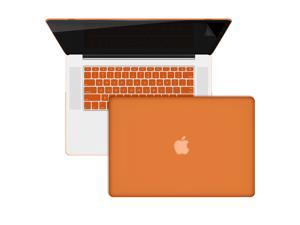 "3 in 1 MacBook Pro® 15"" Retina® display Rubberize Hard Plastic Protective Case + keyboard Skin + Anti Glare Screen Protector"