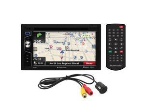 "Planet 6.5"" DDin ReceiverNavigation  Bluetooth Touchscreen with rear view camera"
