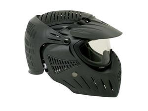 JT X-Ray Protector Paintball Mask Full Headshield