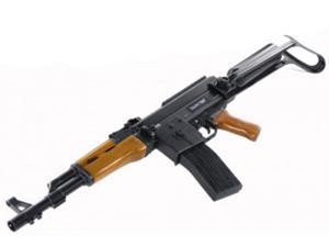 Rap4 T68 Splitfire AK47 Paintball Marker Gun - Wood/Black