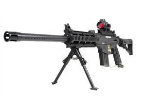 US Army Project Salvo Paintball Marker Gun 3Skull Elite Sniper Set