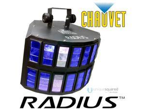 Chauvet Radius LED 5-channel DMX-512 Effect DJ Light