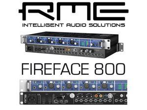 RME FireFace 800 Firewire Audio Interface