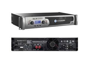 Crown XLS 1000 XLS1000 Stereo Amplifier 1000W
