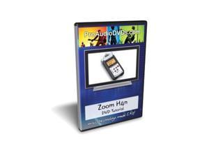 Zoom H4n DVD Video Training Tutorial Manual Help