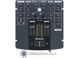 Denon DN-X120 10 Inch 2-Channel DJ Mixer 2 Channel DJ Mixer