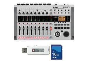 Zoom R24 24-Track Recorder Interface Controller Sampler
