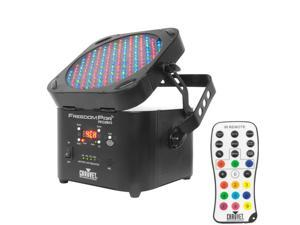 Chauvet Freedom Par RGBA Wireless Battery Powered LED Light with Remote