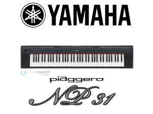 Yamaha NP31 Portable Grand Digital Piano