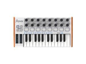 Arturia MiniLab USB MIDI Keyboard Controller