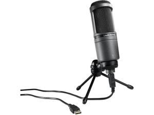 Audio Technica AT2020USB USB Condenser Mic USB Mic