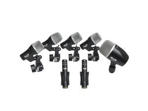 CAD 7-piece Drum Microphone Pack