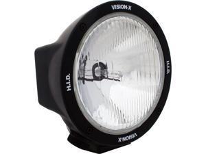 """Vision X HID-6500 6.7"""" Round 35 Watt HID Euro Beam Lamp"""