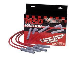 MSD Ignition 32163 Custom Spark Plug Wire Set