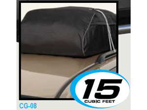 Pilot Automotive CG-08 Aero Cargo Bag 15 Cu Ft Black Water P