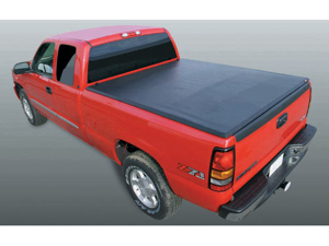 Rugged Liner FCC6507 6.5' Premium Vinyl Folding Tonneau Cover