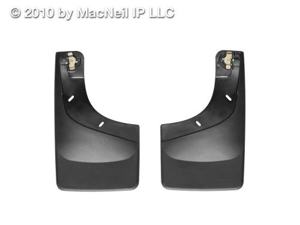 WeatherTech 110002 No Drill Mud Flaps