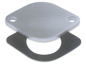 Moroso Performance 63471 Water Neck Block Off Plate