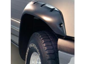 Bushwacker 40940-02 Boss Pocket Style Fender Flares Set