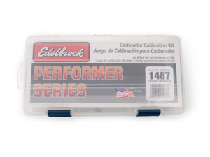 Edelbrock 1487 Performer Series Carb Calibration Kits