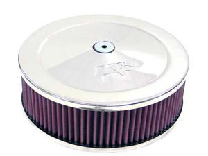 K&N Filters 60-1090 Custom Air Cleaner Assembly