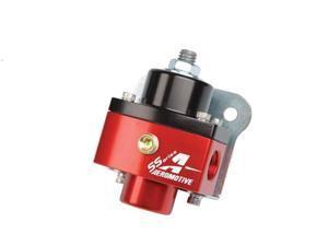 Aeromotive 13201 Carbureted Adjustable Regulator, Billet 2-Port AN-6