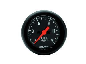 Auto Meter 2661 Z-Series Electric Fuel Pressure Gauge