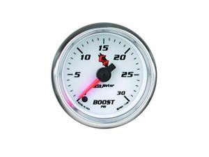Auto Meter 7160 C2 Electric Boost Gauge