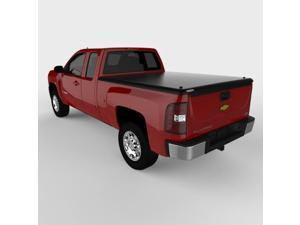 Undercover UC1070 CLASSIC Hinged ABS Tonneau Cover, Silverado 6.5'&#59; Black