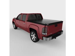 Undercover UC1080 CLASSIC Hinged ABS Tonneau Cover, Sierra 5.7'&#59; Black