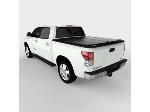 Undercover UC4086 SE Hinged ABS Tonneau Cover, Toyota Tundra 5.5'&#59; Black