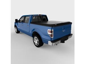 Undercover UC2146 SE Hinged ABS Tonneau Cover, Ford F-150 5.5'&#59; Black