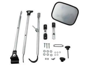 CIPA Mirrors 11750 Fender Mount Towing Mirror
