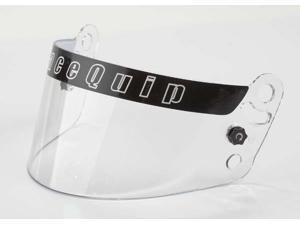 Racequip 204001 Helmet Shield-Clear