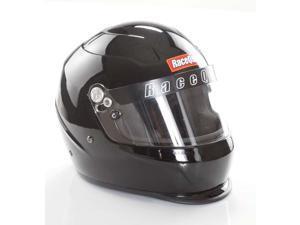 Racequip 284005 Helmet-Black-Large