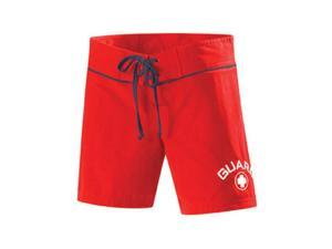 Tyr Guard Short Female Red X-Small