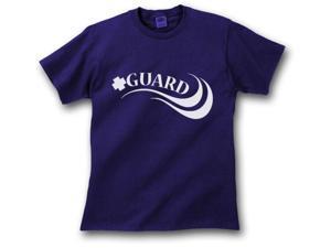 Lifeguard T-Shirt Navy Medium