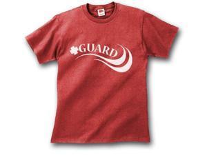 Lifeguard T-Shirt Red Large
