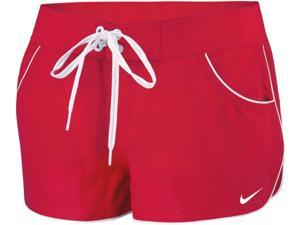Nike Guard Short Female Varsity Red X-Large