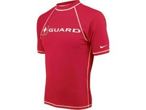 Nike Guard T-Shirt Varsity Red Large