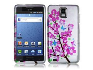 Samsung Infuse 4G i997 Spring Time Design Snap-On Hard Case