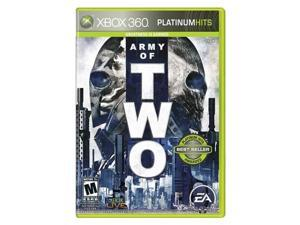 Army of Two New Microsoft XBOX 360 Game