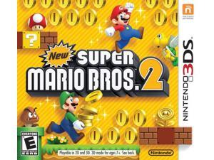 NEW Super Mario Bros 2 [E] (Nintendo 3DS)