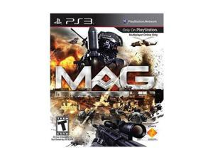 MAG: Massive Action w Bluetooth NEW Sony PS3 Game