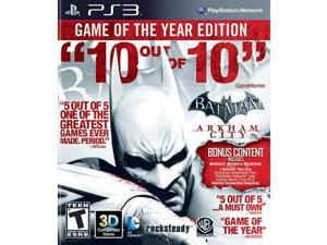 Batman: Arkham City GAME OF THE YEAR Edition [T]
