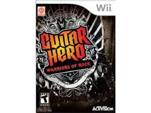 Guitar Hero: Warriors of Rock [T]