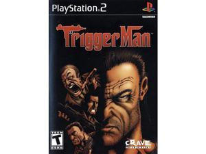 Trigger Man COMPLETE Sony Playstation 2 PS2 Game