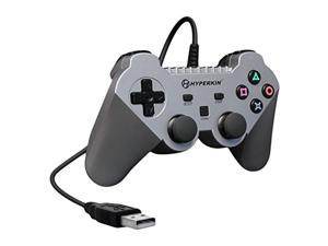 "Silver ""Knight"" Premium Wired PS3 Controller [Hyperkin]"