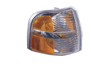 Depo 330-1503R-US Parking and Turn Signal Light Assembly